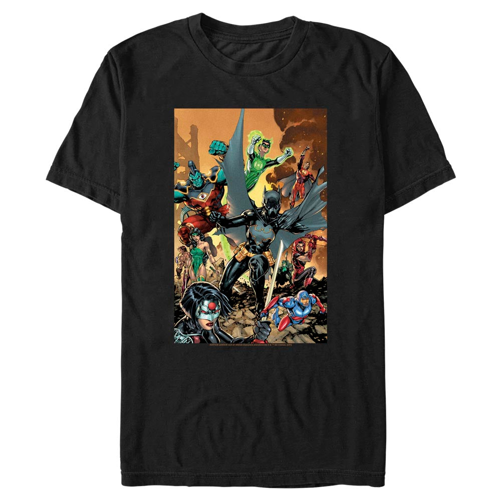 DC FESTIVAL OF HEROES T-Shirt
