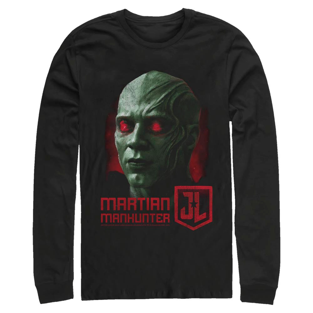MARTIAN MANHUNTER Long Sleeve Tee