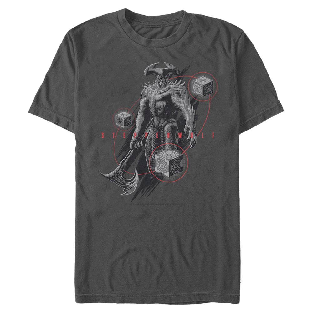 ZACK SNYDER'S JUSTICE LEAGUE Steppenwolf T-Shirt