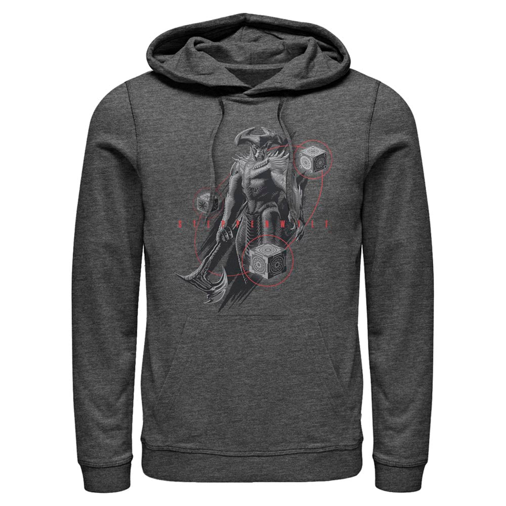 ZACK SNYDER'S JUSTICE LEAGUE Steppenwolf Hoodie