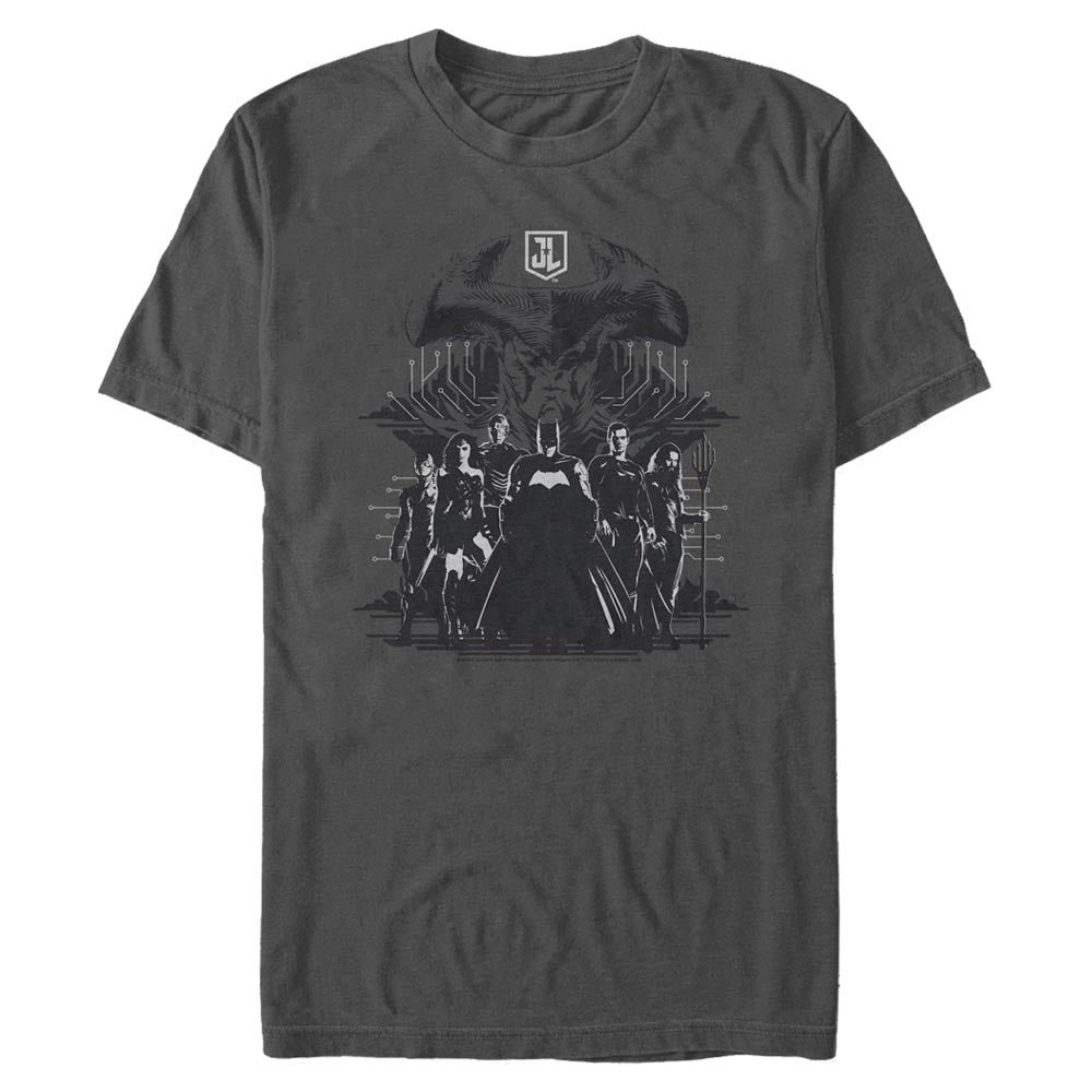 ZACK SNYDER'S JUSTICE LEAGUE Team T-Shirt Featuring Steppenwolf