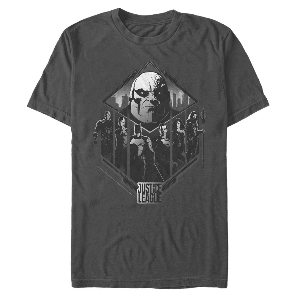ZACK SNYDER'S JUSTICE LEAGUE Team T-Shirt Featuring Darkseid