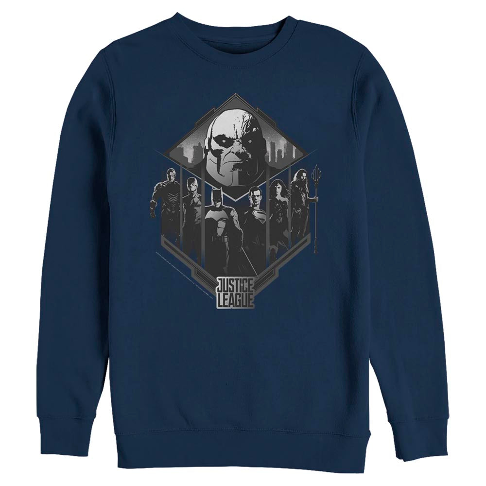 ZACK SNYDER'S JUSTICE LEAGUE Team Darkseid Crew Sweatshirt