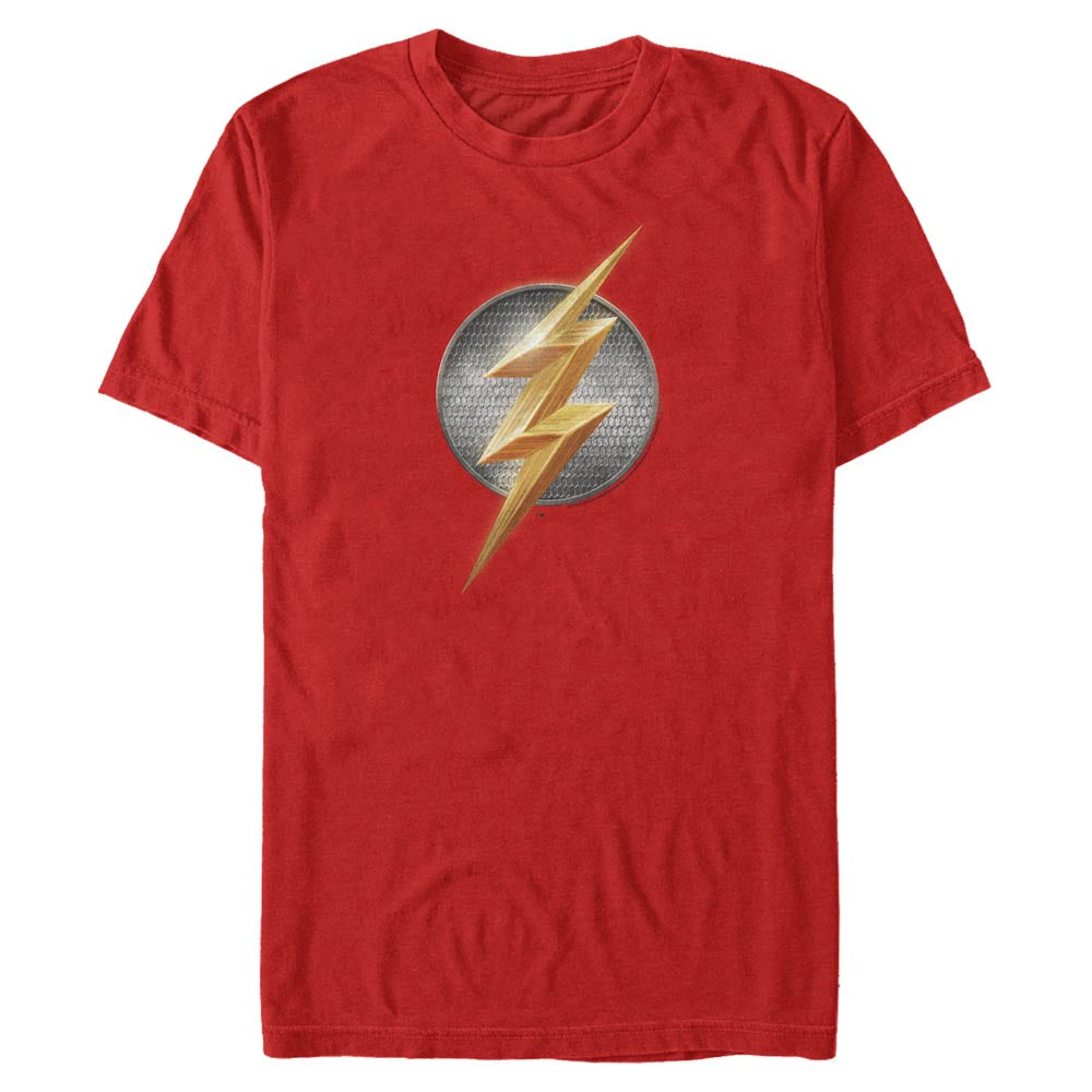 ZACK SNYDER'S JUSTICE LEAGUE The Flash Logo T-Shirt