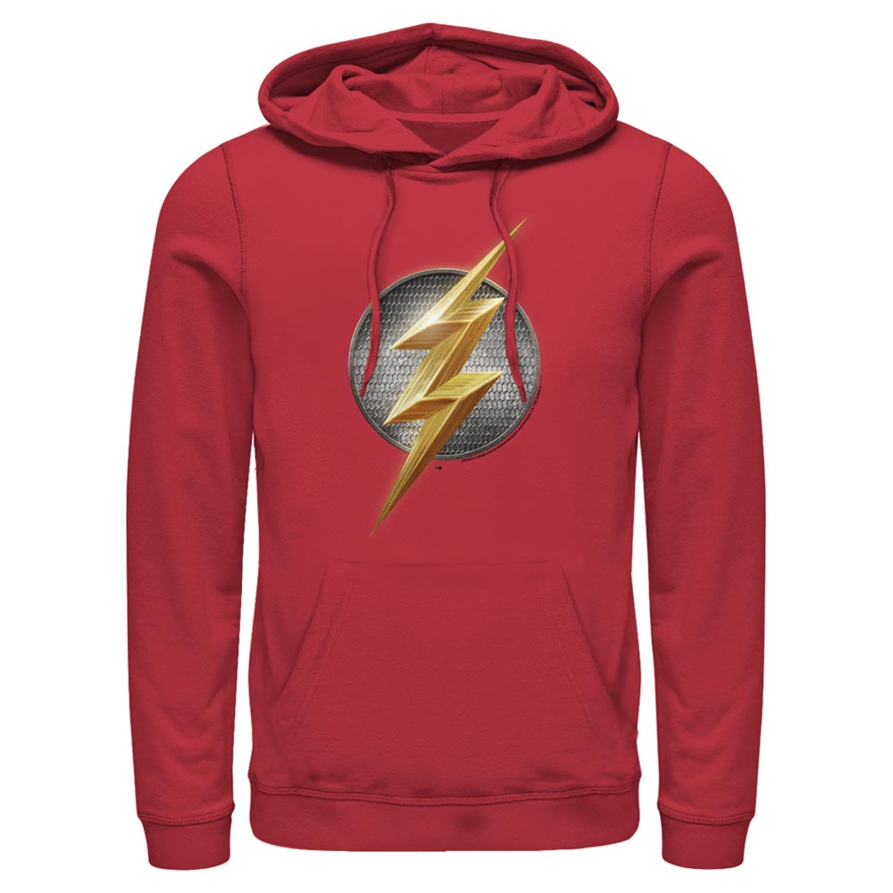 ZACK SNYDER'S JUSTICE LEAGUE The Flash Logo Hoodie