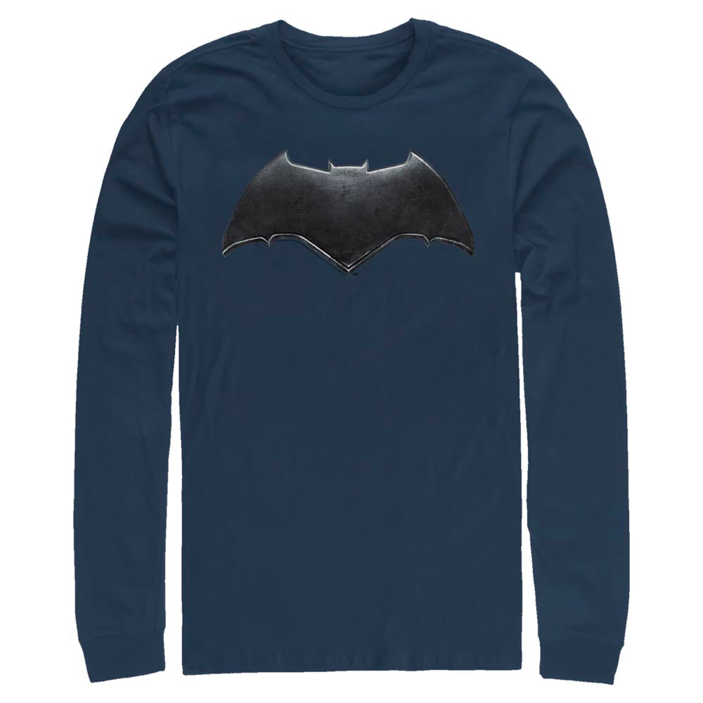 JUSTICE LEAGUE Batman Logo Long Sleeve Tee