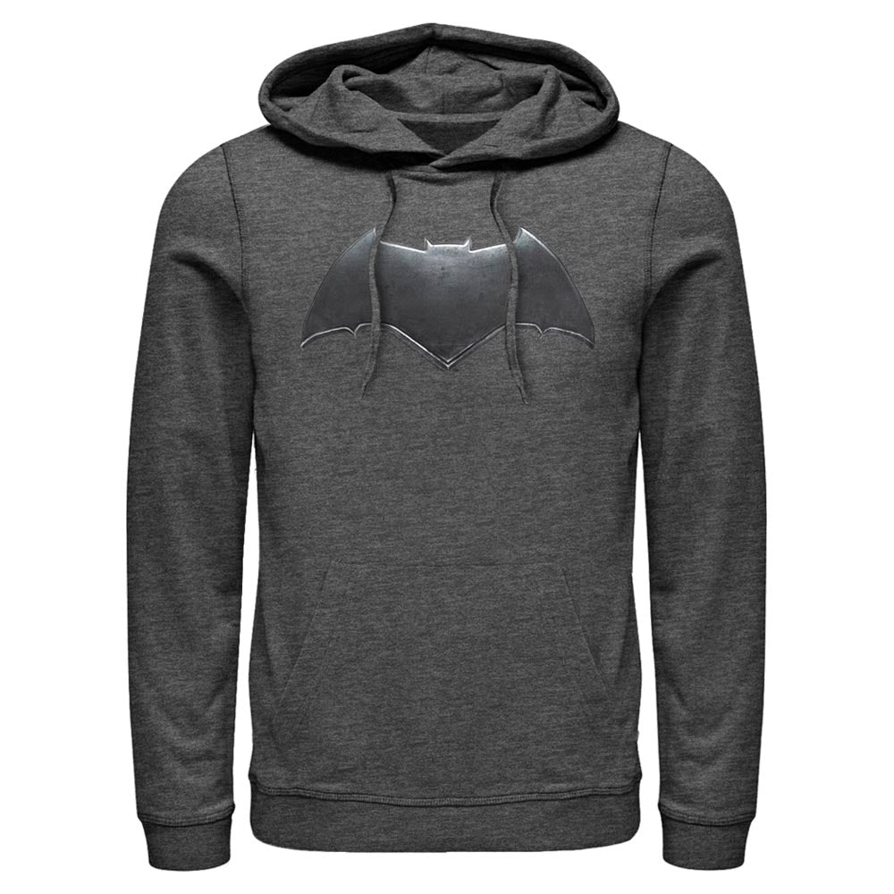 ZACK SNYDER'S JUSTICE LEAGUE Batman Logo Hoodie