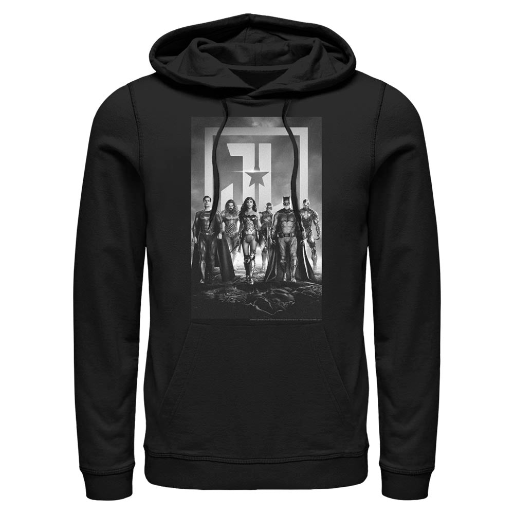 JUSTICE LEAGUE Poster Hoodie