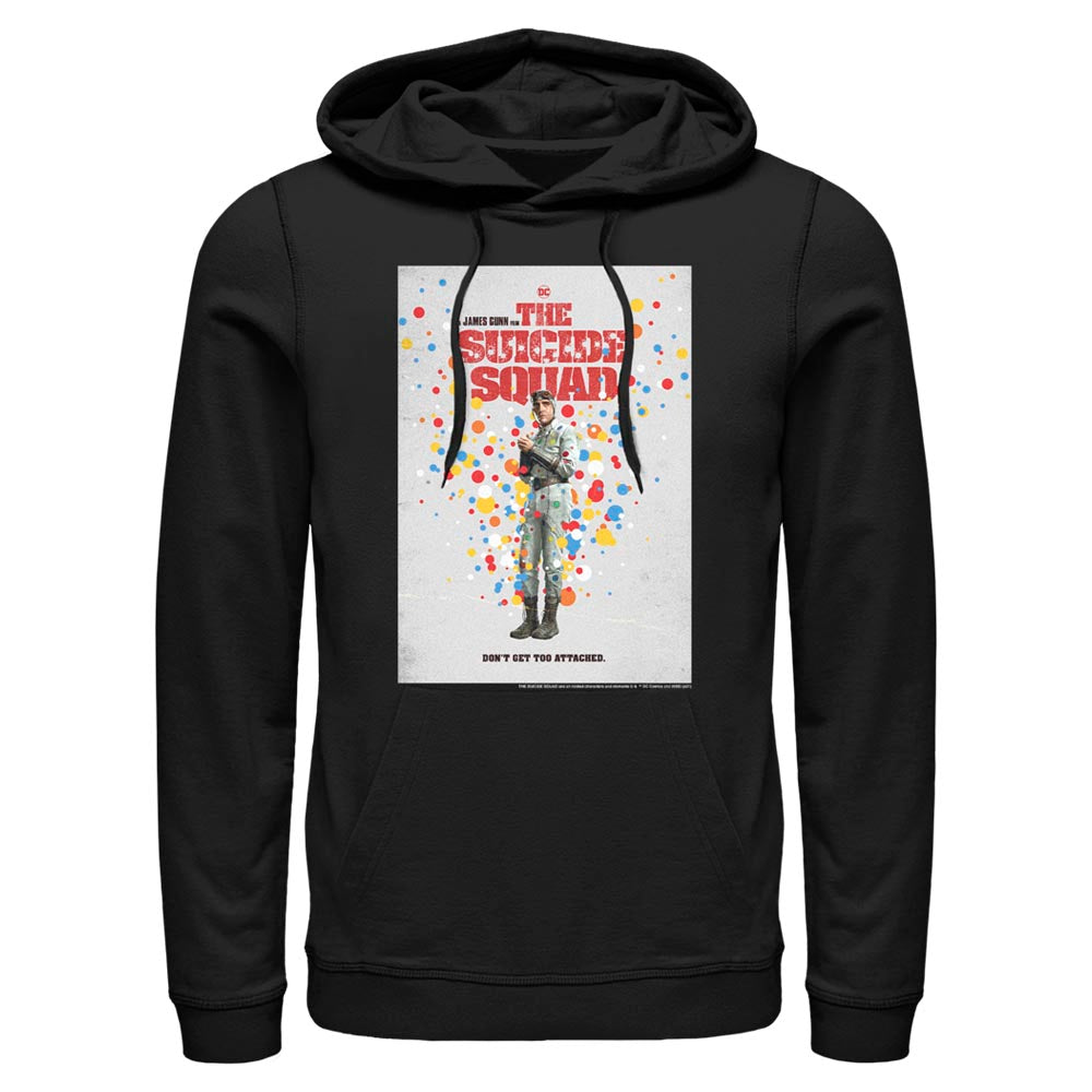 THE SUICIDE SQUAD Polka-Dot Man Poster Hoodie