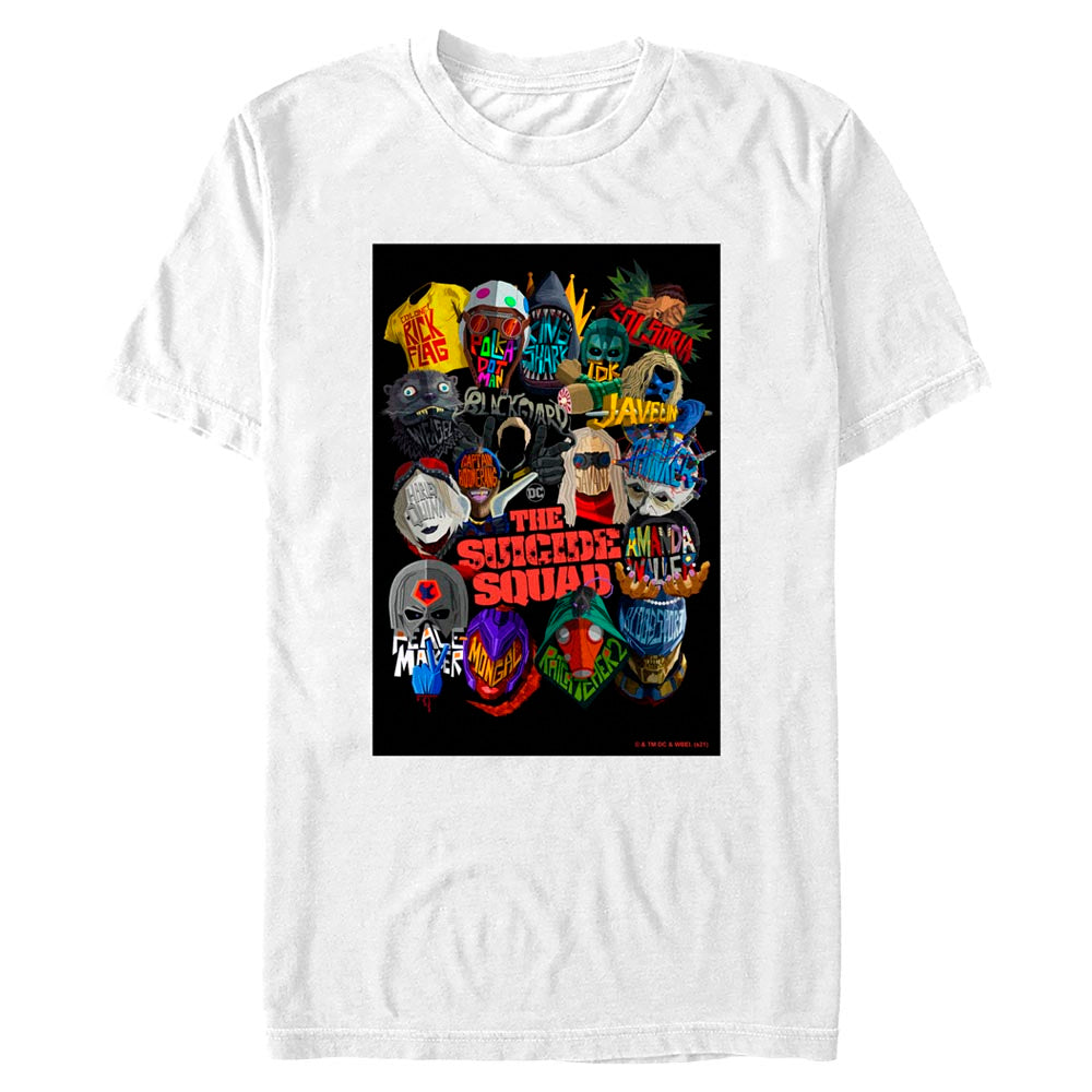 THE SUICIDE SQUAD Movie Poster T-Shirt