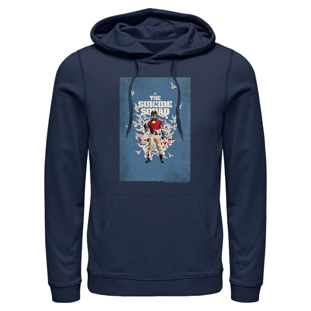 THE SUICIDE SQUAD Peacemaker Poster Hoodie
