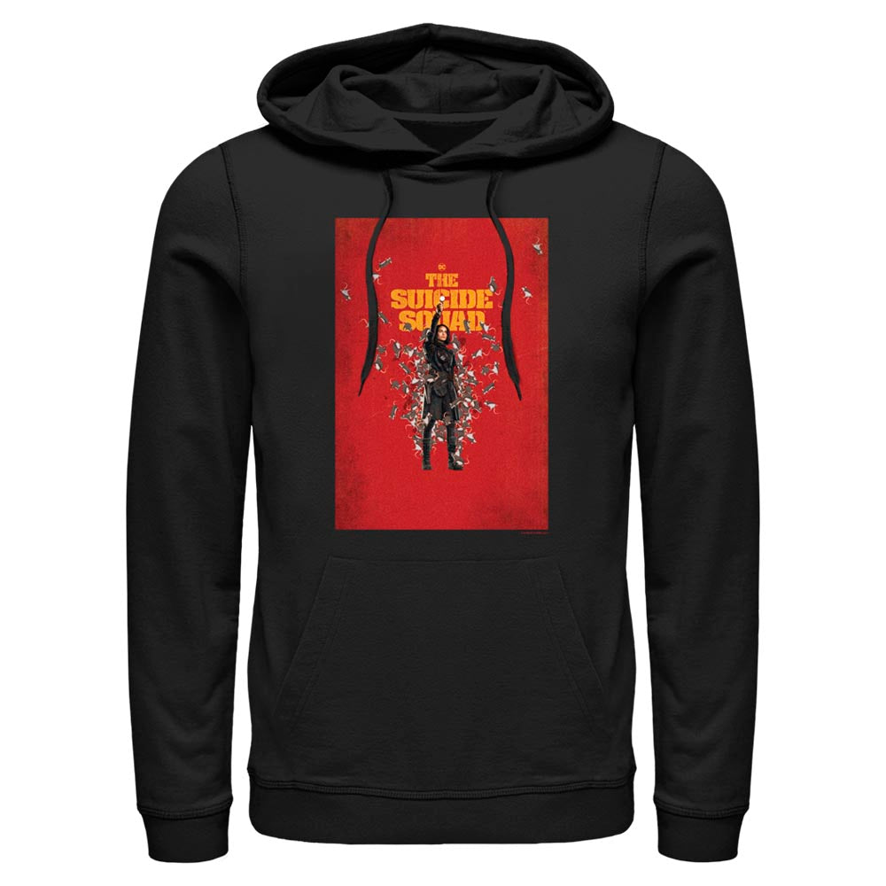THE SUICIDE SQUAD Ratcatcher 2 Poster Hoodie
