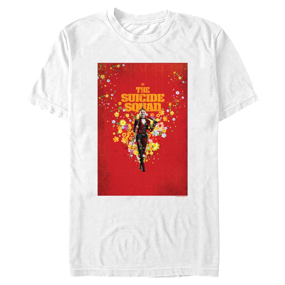 THE SUICIDE SQUAD Harley Quinn Poster T-Shirt