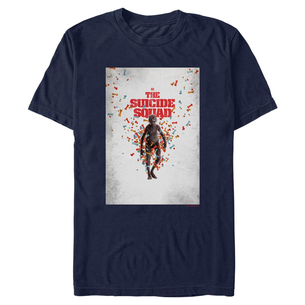 THE SUICIDE SQUAD Weasel Poster T-Shirt