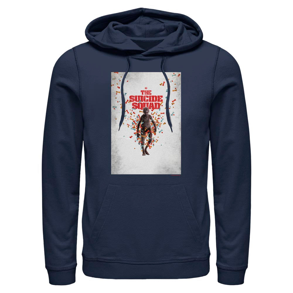 THE SUICIDE SQUAD Weasel Poster Hoodie