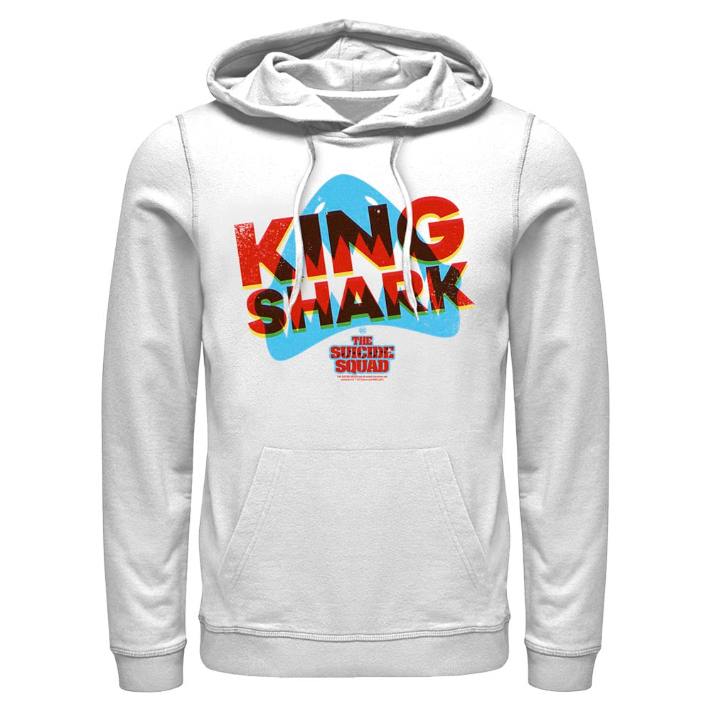 THE SUICIDE SQUAD King Shark 3D Icon Hoodie