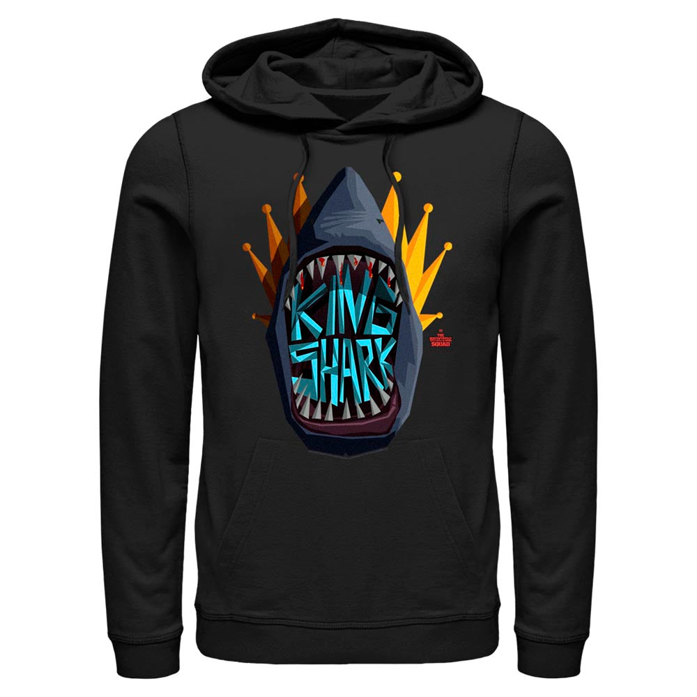 THE SUICIDE SQUAD King Shark Graphic Icon Hoodie