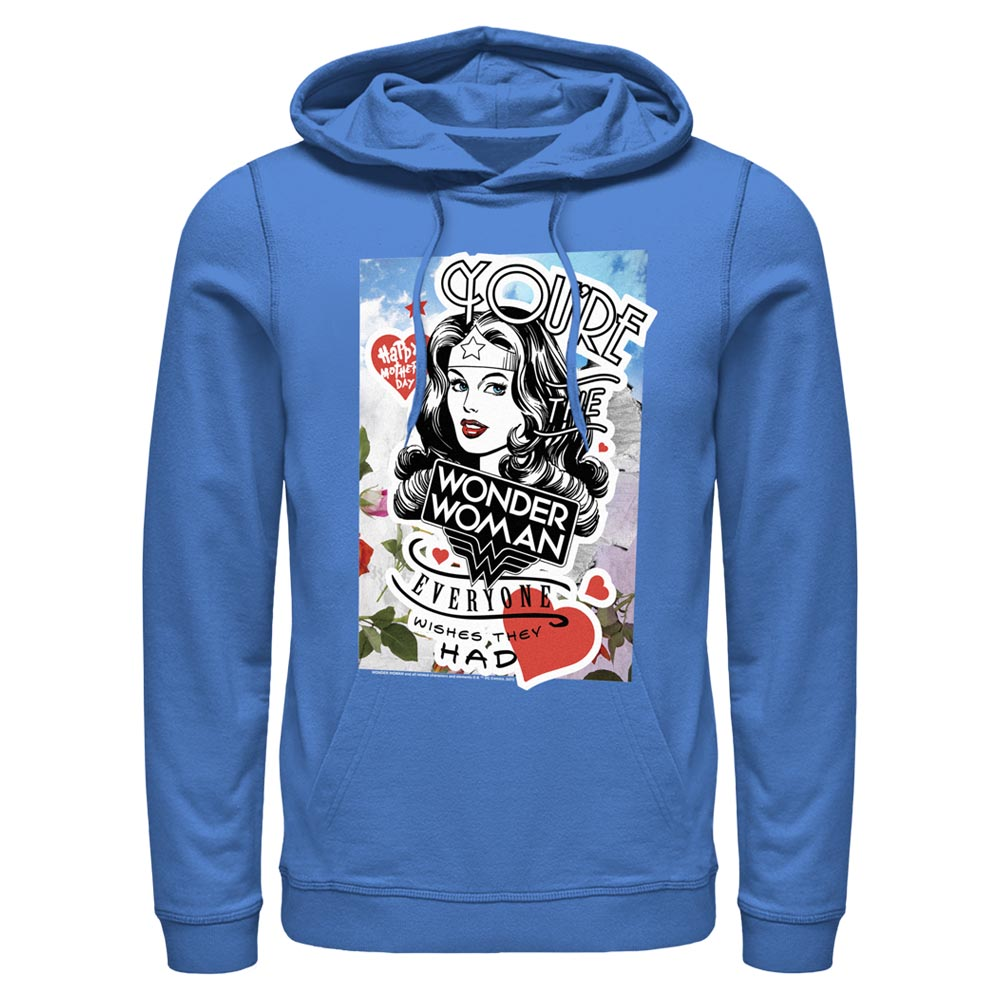 DC MOTHER'S DAY Wonder Woman Hoodie