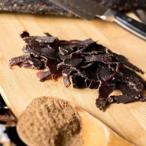Lean Biltong Sliced