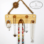 5 Hook Jewellery Hanger