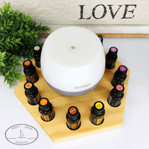 Hexagon Essential Oil Holder