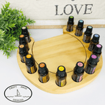 Horseshoe Essential Oil Holder