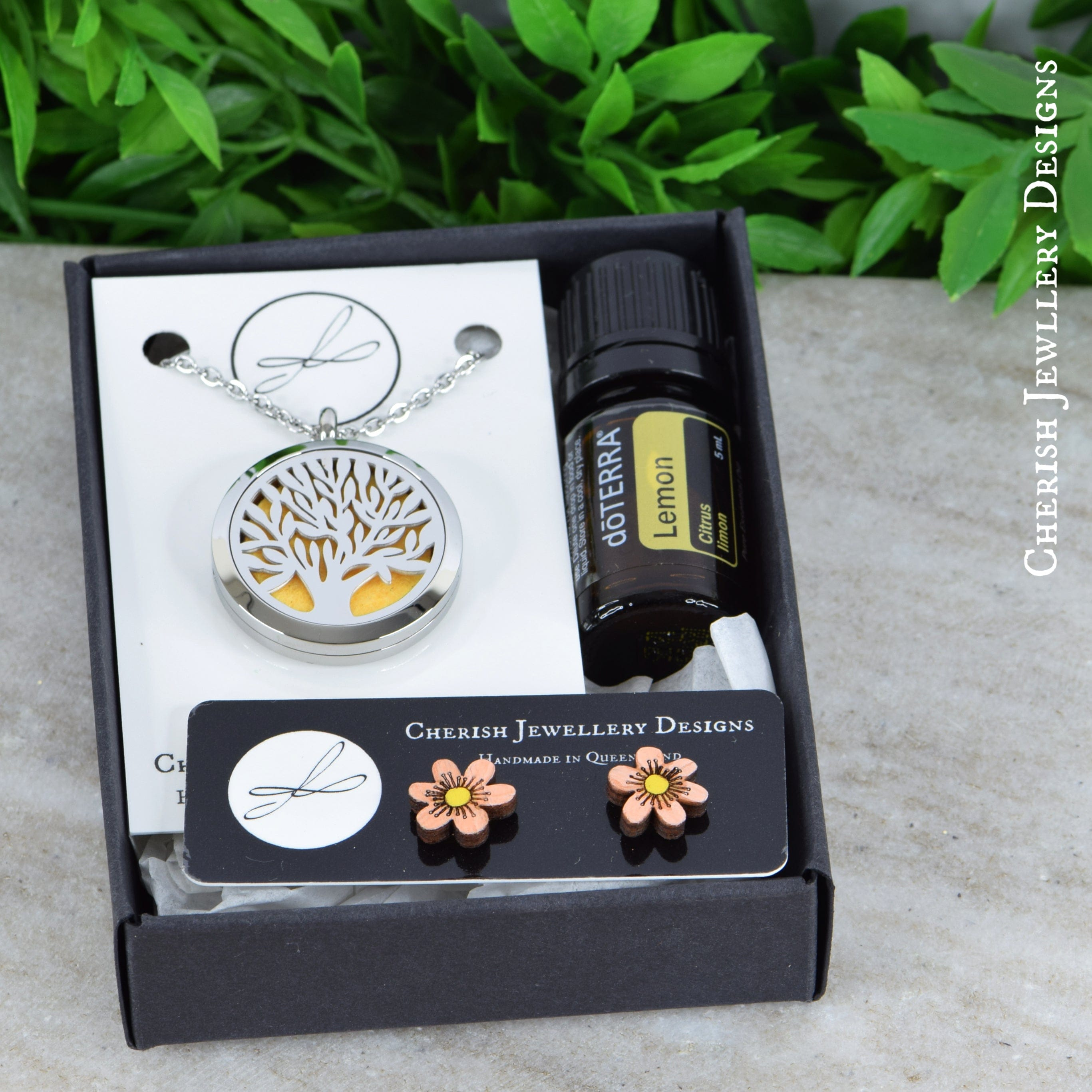 Lemon & Tree of Life Gift Pack