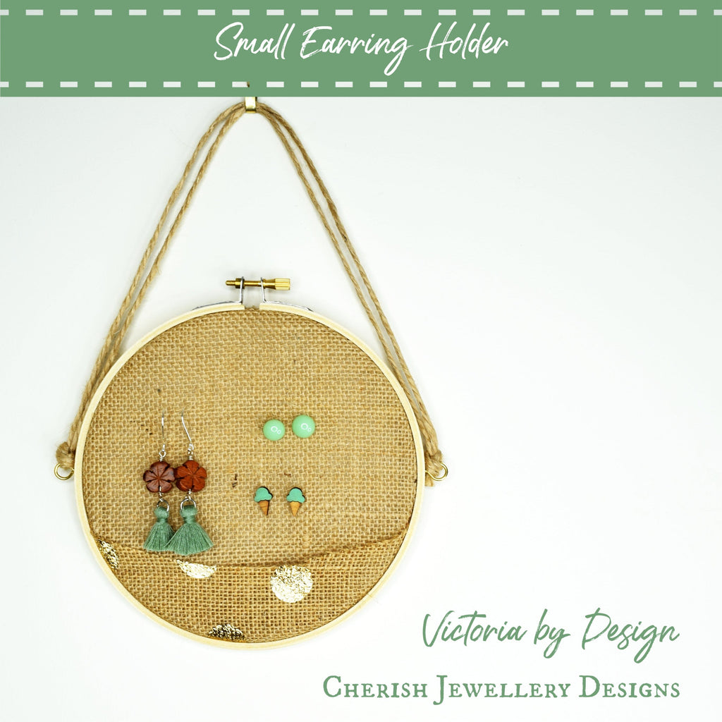 Small Earring Holder