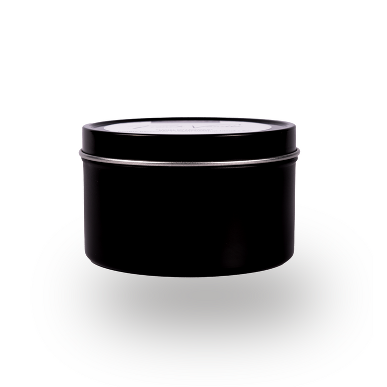 """French Vanilla Souffle"" - Coconut Soy Wax Candle"
