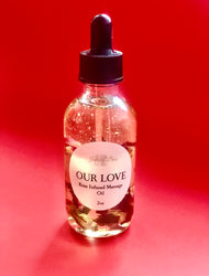 Our Love Massage Oil