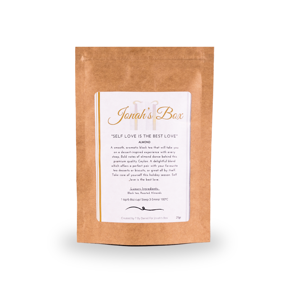 Almond Cookie Crumble Loose Leaf Tea (25g)