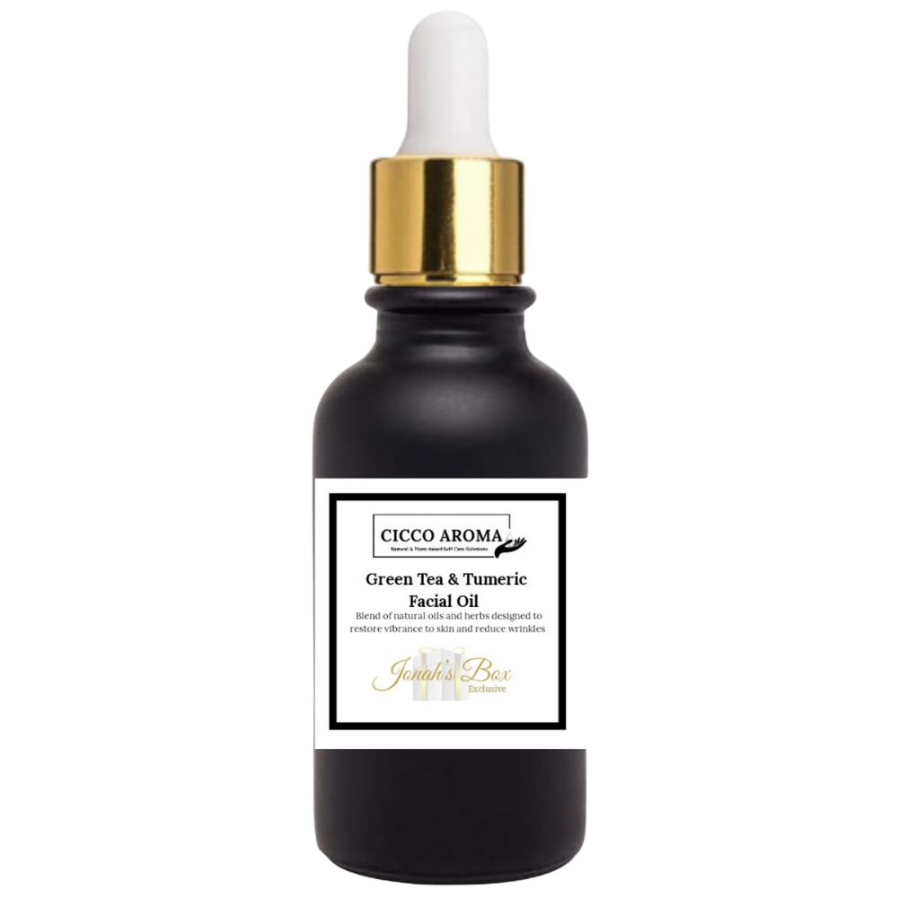 Herbal Oil Facial Serum (1oz)