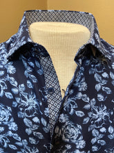Load image into Gallery viewer, Floral Me Up Navy!