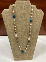 Load image into Gallery viewer, Cotton Candy Dreams Lariat Necklace