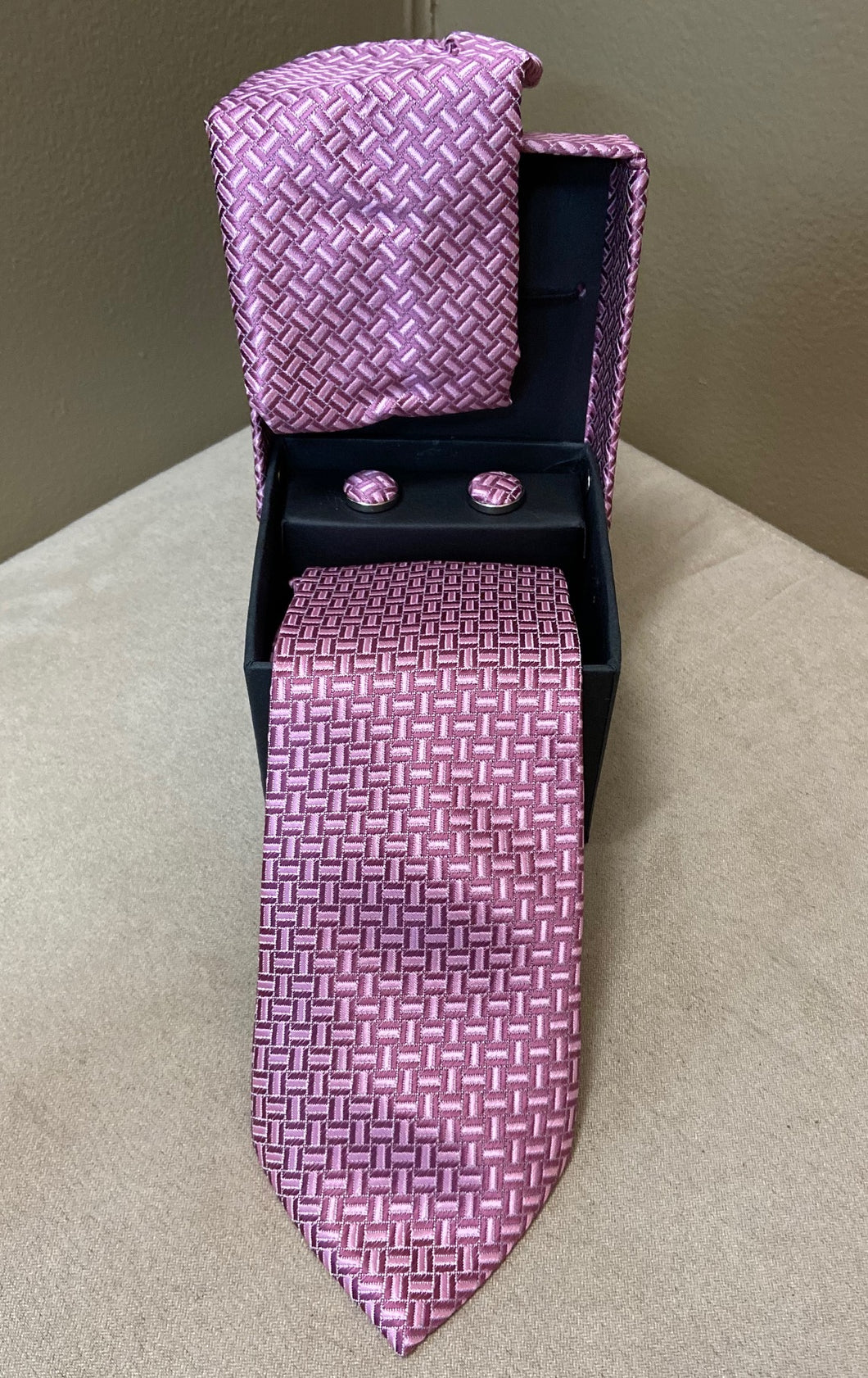 Tie - Pink Me Square
