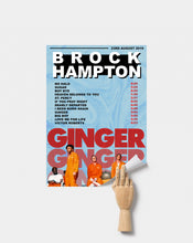 Load image into Gallery viewer, brockhampton poster