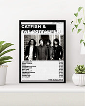 Load image into Gallery viewer, catfish and the bottlemen poster