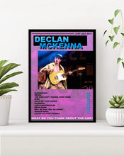 Load image into Gallery viewer, declan mckenna poster