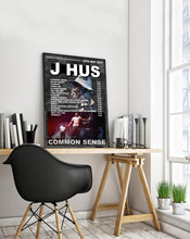 Load image into Gallery viewer, J Hus Poster | Common Sense