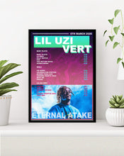 Load image into Gallery viewer, lil uzi vert poster