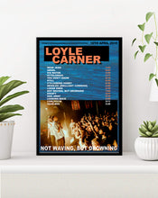 Load image into Gallery viewer, Loyle Carner Poster | Premium Print