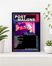 Load image into Gallery viewer, Post malone poster