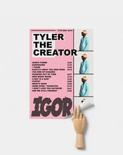 Load image into Gallery viewer, Tyler The Creator | IGOR Poster