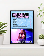 Load image into Gallery viewer, Ariana Grande | ThankU, Next