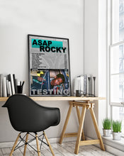 Load image into Gallery viewer, ASAP Rocky Poster | Premium Print