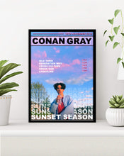 Load image into Gallery viewer, conan gray poster