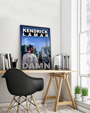 Load image into Gallery viewer, Kendrick Lamar Poster | Damn Print