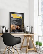 Load image into Gallery viewer, Pop Smoke Poster | Premium Print