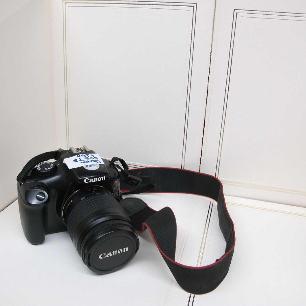 CANON EOS REBEL T3 Body & Lens 28-80mm