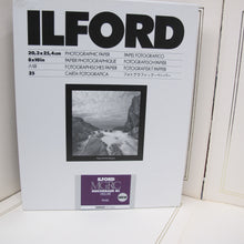 Load image into Gallery viewer, ILFORD BLACK & WHITE PHOTO PAPER